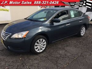 2014 Nissan Sentra S, Automatic, Steering Controls