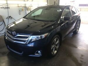 2013 Toyota Venza V6 *AWD-TOIT PANO-CUIR*