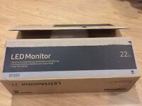 """SAMSUNG LED Monitor 22"""" SF350"""
