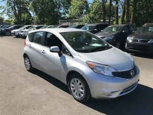 2014 Nissan Versa Note SV A/C  BLUETOOTH