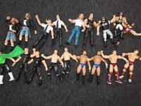 Wrestler Figures