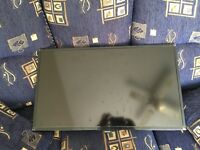 32 inch Phillips TV plus sky HD box