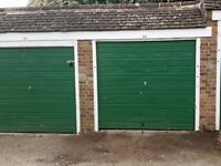 Secure Lock-Up Garage for Rent @ 22 Albemarle Road, Willesborough, Ashford, Kent TN24 0HN