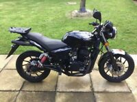 AJS Regal Raptor Nac 12 Motorbike for sale - 124cc