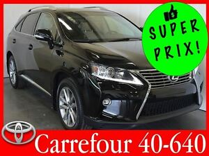 2015 Lexus RX 350 4WD SportDesign Liquidation Printemps !!!