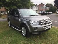 Land Rover freelander Automatic only £7500