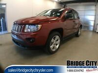 2012 Jeep Compass Sport with premium interior!