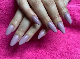 Mobile Nail Technician and Beauty Therapist