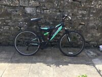 FOUR BIKES AND BITS FOR SPARES OR REPAIR