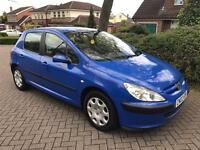 PEUGEOT 307 2002 2.0 hdi not TDI golf sri Clio corsa Astra punto swift Ka swift