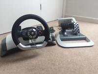 Xbox racing wheel force feedback