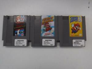 We Sell NES games at Cash Pawn.