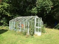 Greenhouse Free!! Buyer dismantles and collects.