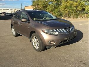 2009 Nissan Murano SL / AWD WITH SUNROOF