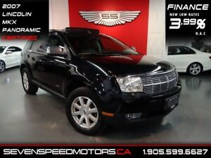 2007 Lincoln MKX AWD PANORAMIC|CERTIFIED|1YR FREE WARRANTY