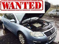 Volkswagen Passat & Audi a4,6 diesel wanted!!!