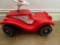 Big Bobby Ride on toddler car