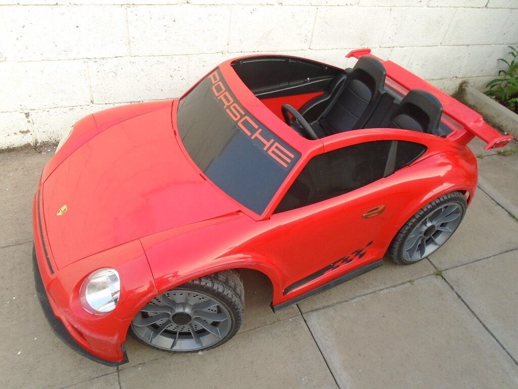 Kids Power Wheels Porsche 911 Gt3 Electric Car In Coventry West