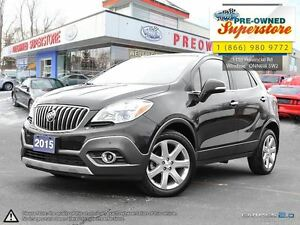 2015 Buick Encore Premium ***AWD/leather/NAV***