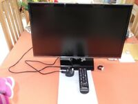 Samsung 22inch full HD tv. Almost new