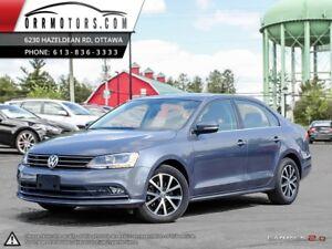 2015 Volkswagen Jetta TDI COMFORTLINE