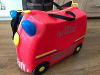 Trunki fire engine.