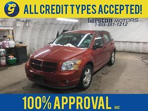 2007 Dodge Caliber **AS IS CONDITION AND APPEARANCE**SXT*KEYLESS