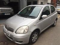 Very Clean Toyota Yaris 2005 Automatic T spirit with just 60.000miles