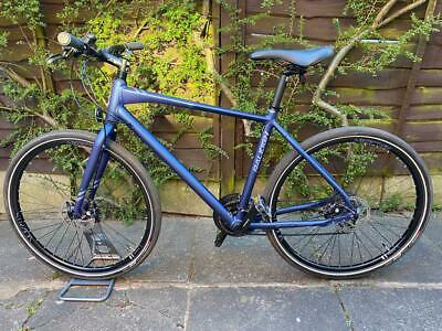 Raleigh Strada Disc Hybrid Bicycle **Excellent Condition**