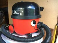Vacuum for sale HENRY