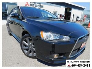 2015 Mitsubishi Lancer Ralliart Premium PKG; Local & no accident
