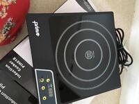 BRAND NEW PRIMA 1800W BLACK INDUCTION COOKER - PIH018