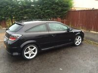 Vauxhall Astra 1.8 Sri Black 58 plate 2 owners