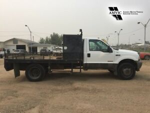 2004 Ford Super Duty F-450 4WD DIESEL DECK TRUCK