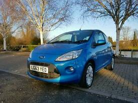 Ford KA Zetec with Media option pack - MOT Oct 2017 - Just been serviced - New Tyres - Start/Stop