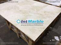 Crema Marfil Limestone Marble Tiles floor / Wall Tile, 400x600x15mm Spanish Marble Tile
