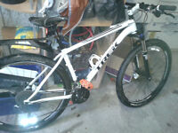 Stolen Trek Super Fly 5 White 29r Mountain Bike