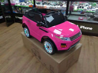 RANGE ROVER KIDS ELECTRIC RIDE ON CAR BRAND NEW WITH RECEIPT