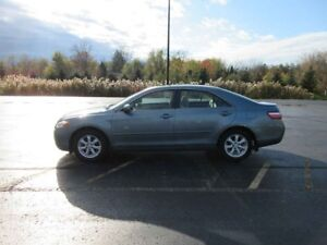 2009 Toyota CAMRY LE FWD