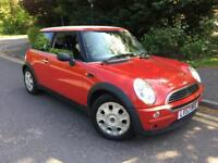 2003/53 REG MINI COOPER ONE ** 1 LADY OWNER ** £995