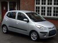 2010 (60) Hyundai i10 1.2 Comfort 5dr - ONLY 38,000 MILES