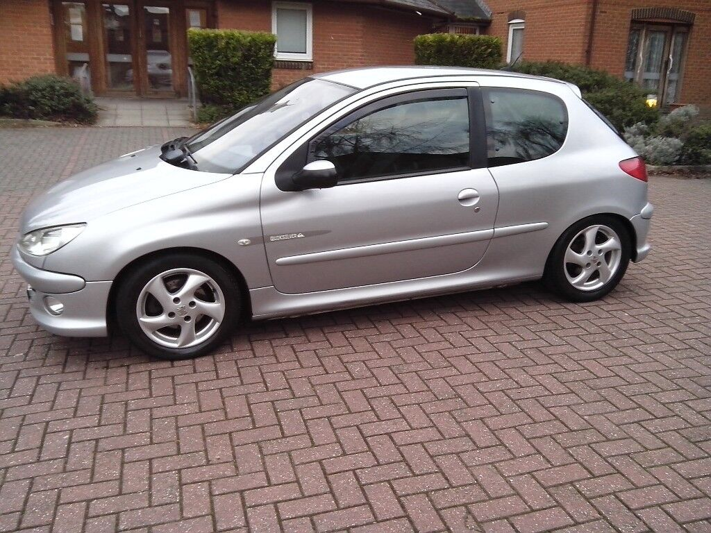 2005 peugeot 206 quicksilver 1 6 hdi stage 1 remap in dagenham london gumtree. Black Bedroom Furniture Sets. Home Design Ideas