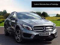 Mercedes-Benz GLA Class GLA220 CDI 4MATIC AMG LINE PREMIUM PLUS (grey) 2015-03-01