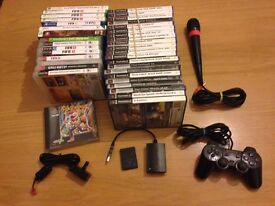 Games and accessories bundle , Nintendo wii , PlayStation , Xbox 360 ,
