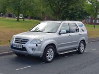 2006 Honda Cr-V 2.2 I-CTDI EXECUTIVE 5d GREAT EXAMPLE TOP SPEC