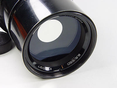 Rare modification MTO-500A f/8.5 550mm mirror reflex M42 screw. s/n 70027.