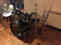 TAMA Rockstar Custom drum set