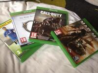 Game bundle(Xbox one)