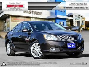 2014 Buick Verano INTEREST RATE AS LOW AS 0.9%