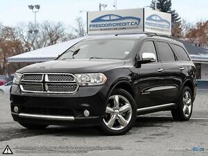 2011 Dodge Durango Citadel LOADED LEATHER 7 SEATING